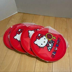 New hello kitty plates